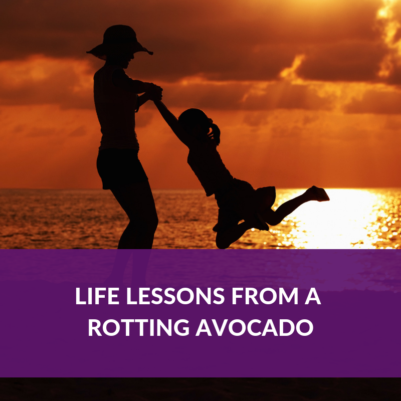 Life Lessons From a Rotting Avocado